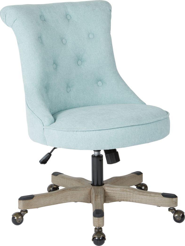 Sandcreek Blue Desk Chair