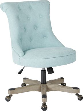 Sandcreek Blue Desk Chair