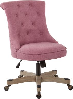 Sandcreek Pink Desk Chair