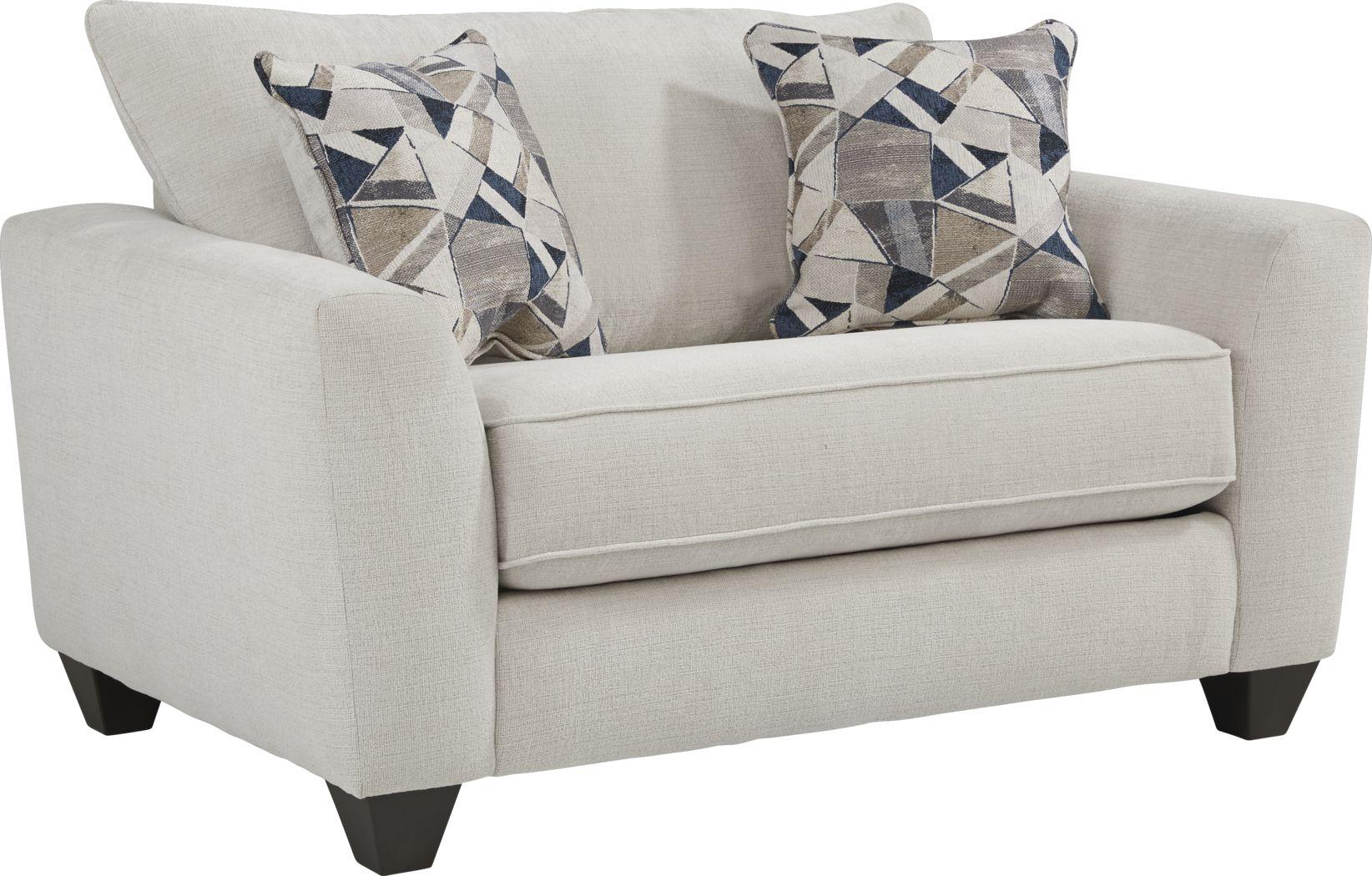 Sandia Heights Beige Sleeper Chair
