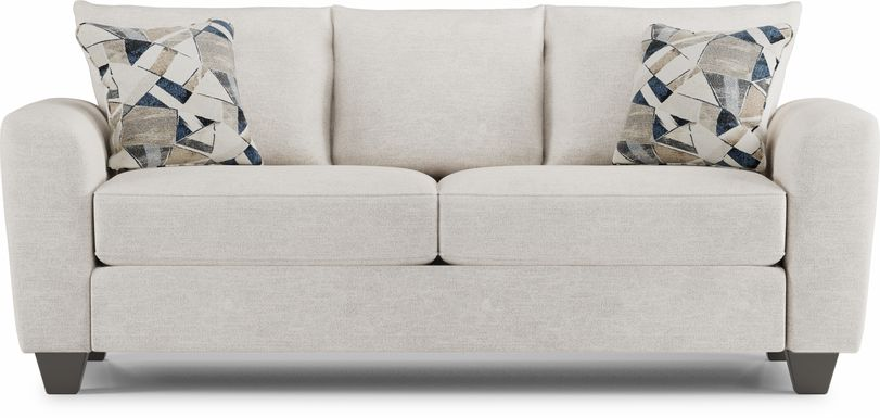 Sandia Heights Beige Sofa