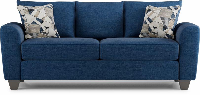 Sandia Heights Blue Gel Foam Sleeper