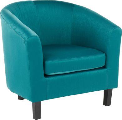 Sandifer Seafoam Accent Chair