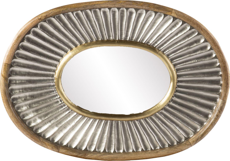Sandringham Silver Mirror