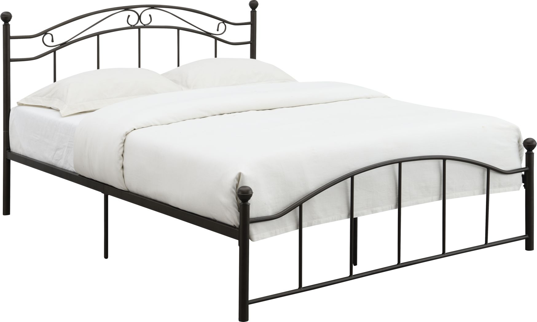Sandyford Bronze King Bed