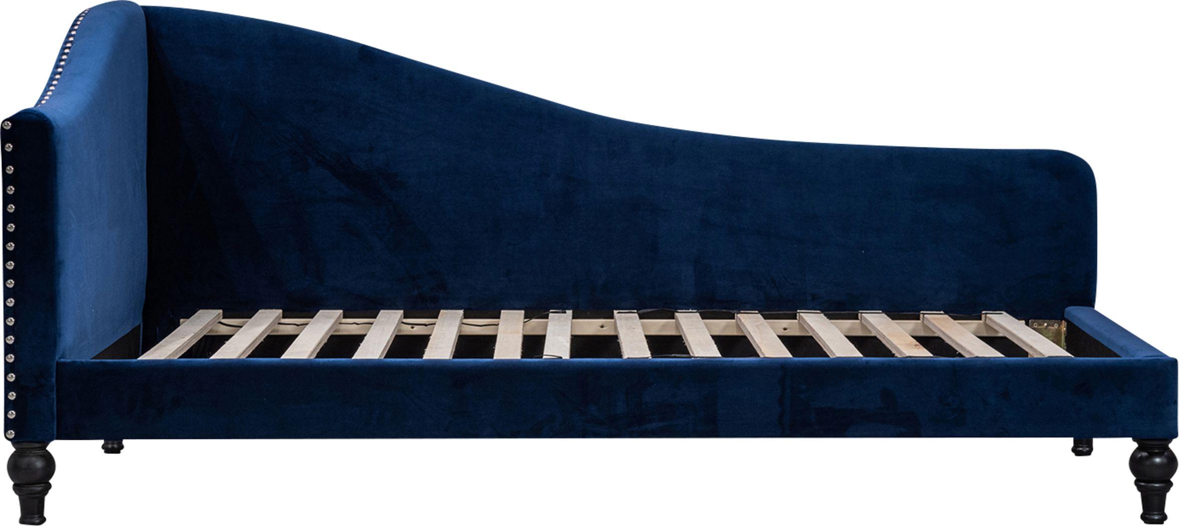 Sangamon Blue Daybed