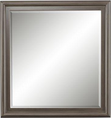 Kids Santa Cruz Gray Mirror