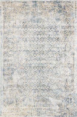 Sarin Blue 9' x 12' Rug