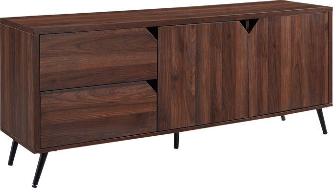 Sayers Walnut 60 in. Console