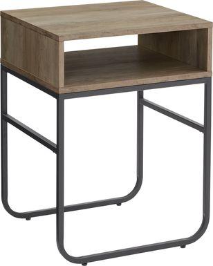 Sayward Gray End Table