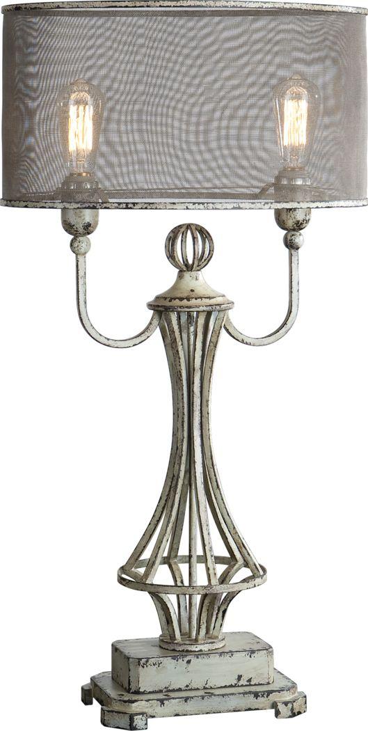 Seafair Lane Bronze Lamp