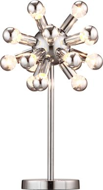 Sealston Silver Lamp