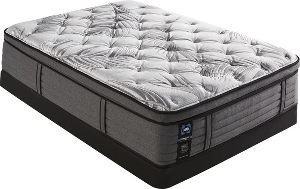 Sealy Posturepedic Plus Starley Low Profile Full Mattress Set