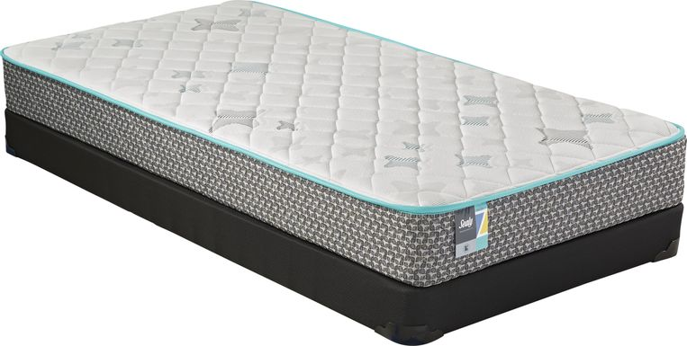 Sealy Z-301 Low Profile Twin Mattress Set
