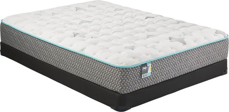 Sealy Z-701 Low Profile Full Mattress Set