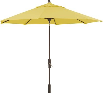 Seaport 9' Octagon Almond Outdoor Umbrella