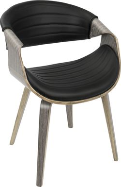 Sedley Black Dining Chair
