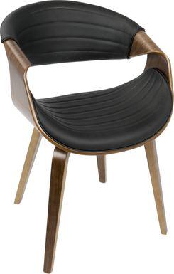 Sedley Walnut Dining Chair