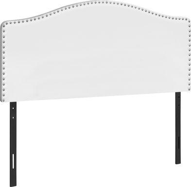 Selover White Queen Headboard