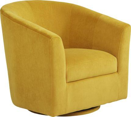 Sentosa Maize Accent Swivel Chair
