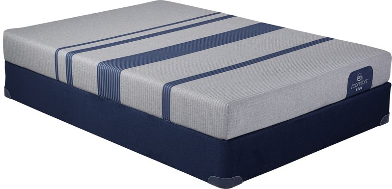 Serta iComfort Blue Touch 100 Low Profile King Mattress Set