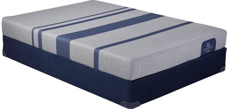 Serta iComfort Blue Touch 100 Low Profile Queen Mattress Set