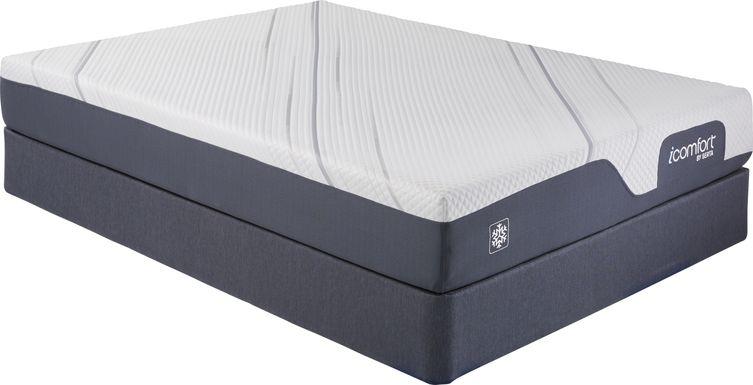 Serta iComfort CF1000 Low Profile Queen Mattress Set