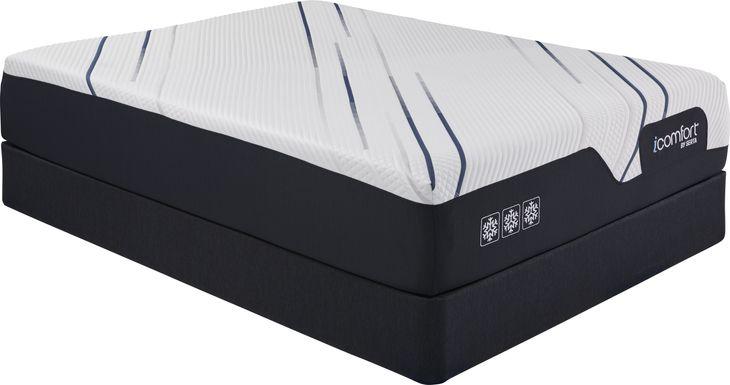 Serta iComfort CF3000 CFM Low Profile Queen Mattress Set