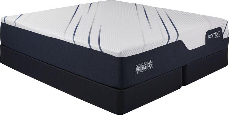 Serta iComfort CF3000 PS Low Profile King Mattress Set