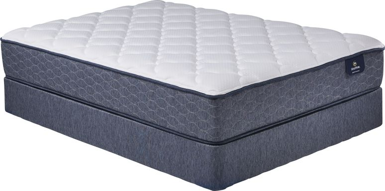Serta Sheridan Low Profile Full Mattress Set