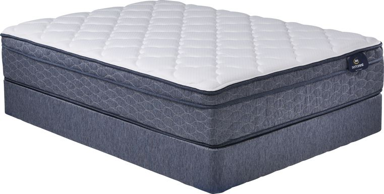 Serta Witmere Low Profile Full Mattress Set