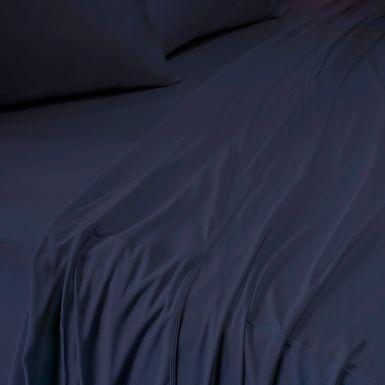 SHEEX Recovers Gen 2 Navy 4 Pc Full Bed Sheet Set