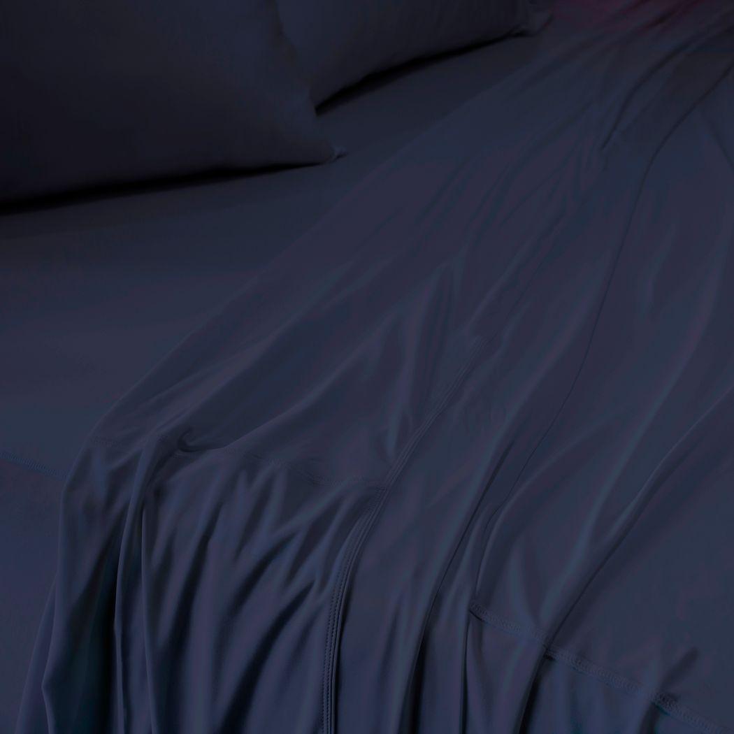 SHEEX Recovers Gen 2 Navy 4 Pc Queen Bed Sheet Set