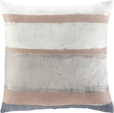 Sherla Gray Accent Pillow