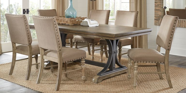 Sierra Vista Driftwood 5 Pc Rectangle Dining Set