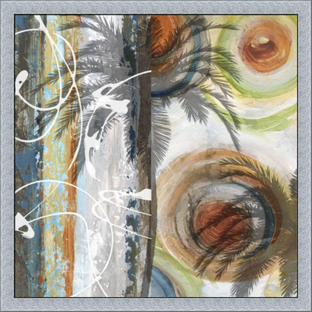 Simkins II Gray Artwork