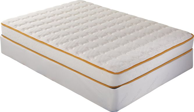 Simmons Little DreamZZZ Low Profile Queen Mattress Set