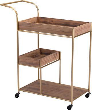 Sinead Brown Bar Cart