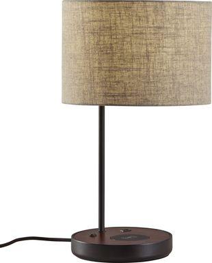 Slepian Black Lamp