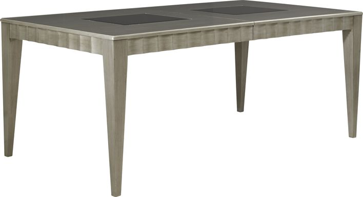 Sofia Vergara Delanco Pewter Dining Table