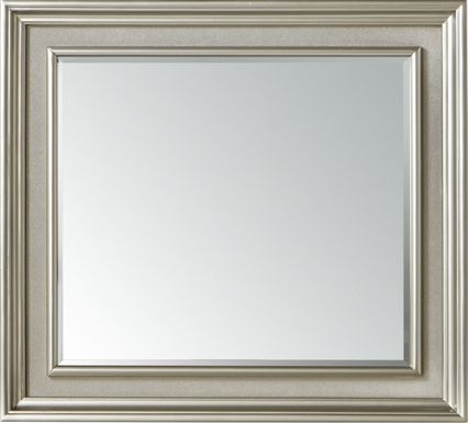 Sofia Vergara Paris Silver Mirror