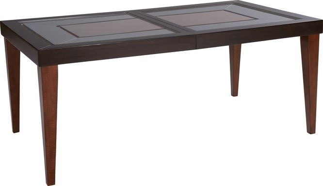 Sofia Vergara Savona Chocolate Rectangle Dining Table