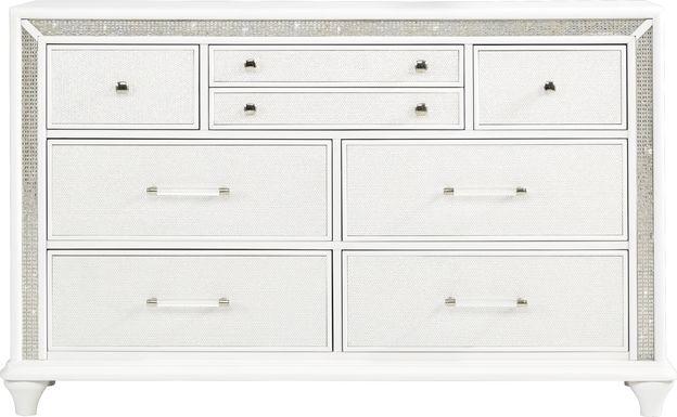 Sofia Vergara Vegas White Dresser
