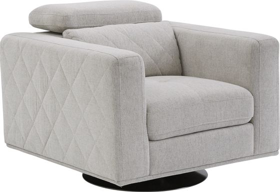 Sofia Vergara Via Sorrento Dove Swivel Chair