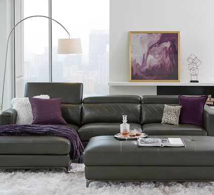 Sofia Vergara Via Sorrento Granite 2 Pc Sectional