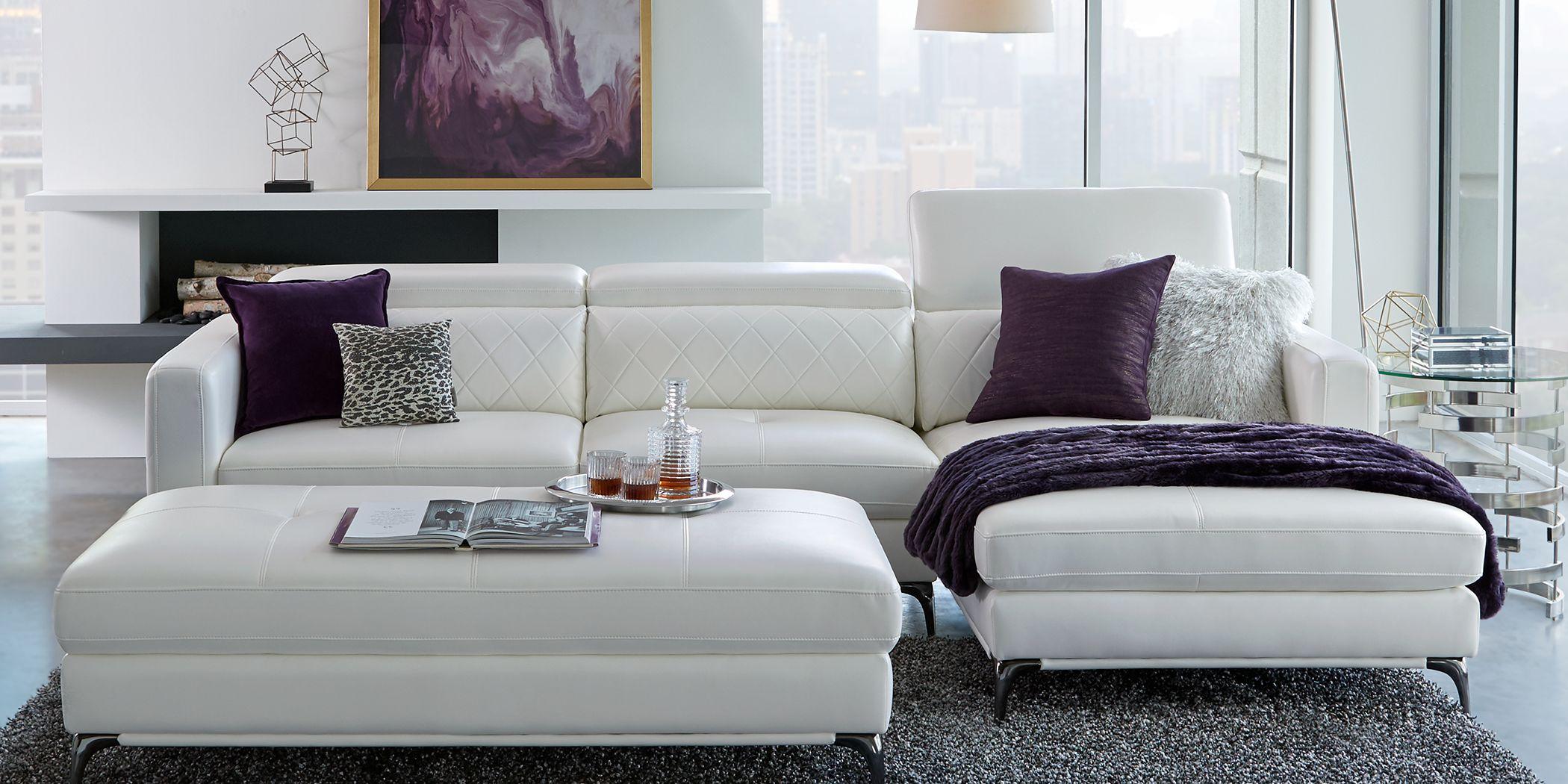 White Fabric Sets
