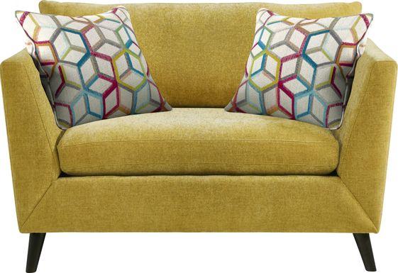 Sofia Vergara West Loft Citron Chair