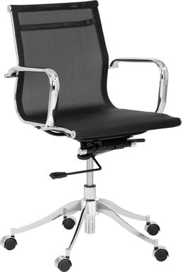 Soule Black Office Chair
