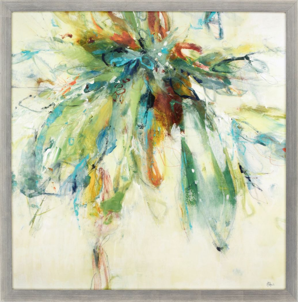 Splash of Life Beige Artwork
