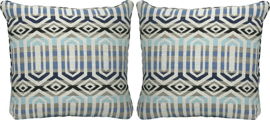 Spokes Marine Accent Pillows (Set of 2)